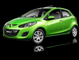 Mazda Neo 2 hatch
