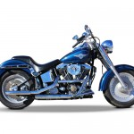 Photo of a Harley Davidson motorcycle
