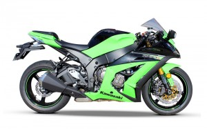 Photo of Kawasaki ZXR10