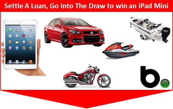 Settle a loan in 2014