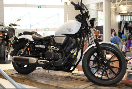 Star Motorcycles Bolt photo
