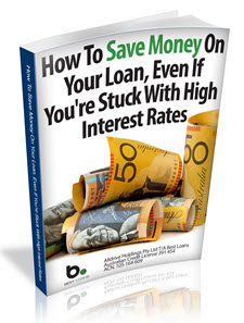 Free report on saving money on your loan