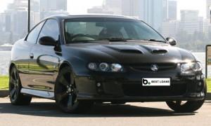 Photo of Holden Monaro