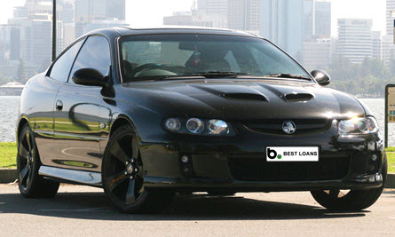 Photo of Holden Monaro
